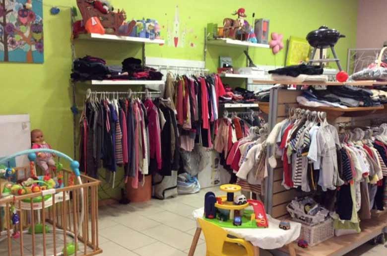 Des vêtements enfant pour pas cher