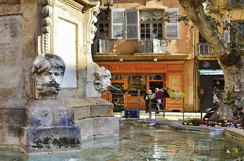 Ce mercredi, c'est à Aix en Provence que ça se passe !