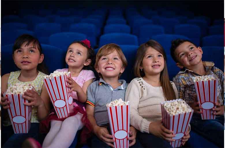 Les sorties cinéma enfant au mois d'Avril