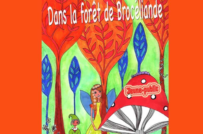 Dans la forêt de Brocéliande