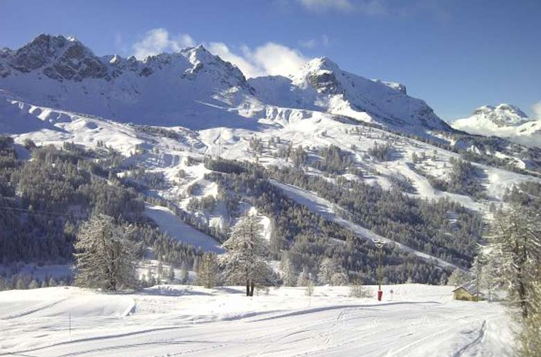 Week end de ski gratuit au Sauze