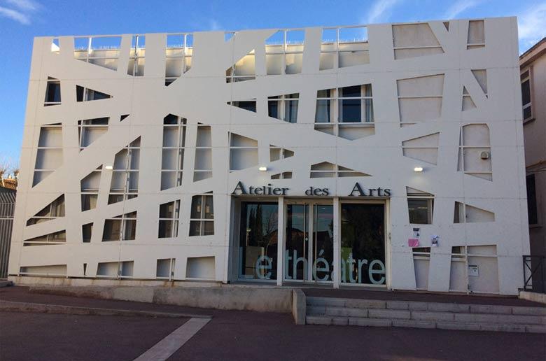 Théâtre atelier des arts
