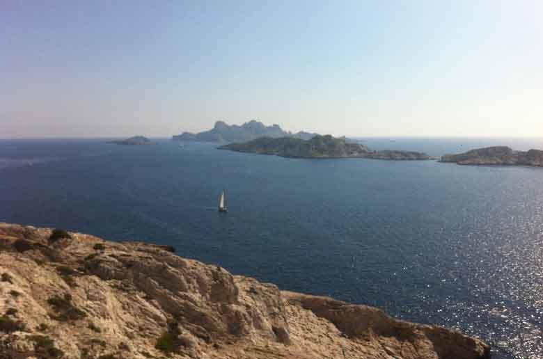Balade en famille : la calanque de Marseilleveyre