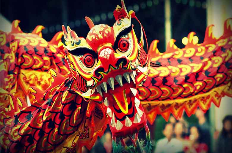 Le nouvel an chinois à Marseille