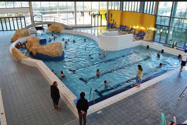 Aquagem, la piscine de Gémenos