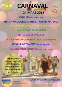 Carnaval Fuveau 2018