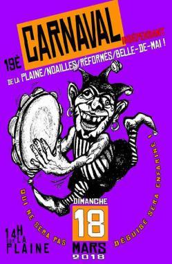 Carnaval La Plaine