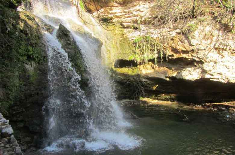 Ouverture de la cascade des Aygalades