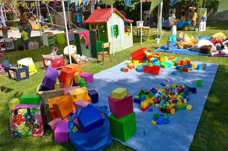 Tralala tralalère, le festival des tout-petits à Gréasque