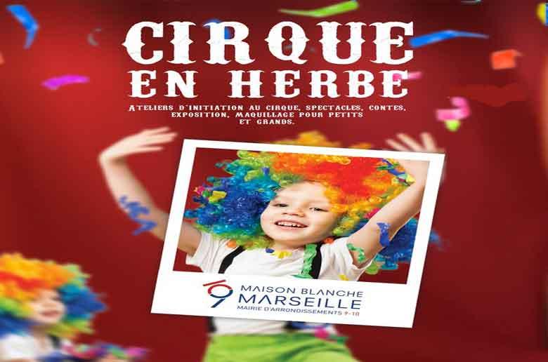 Cirque en herbe