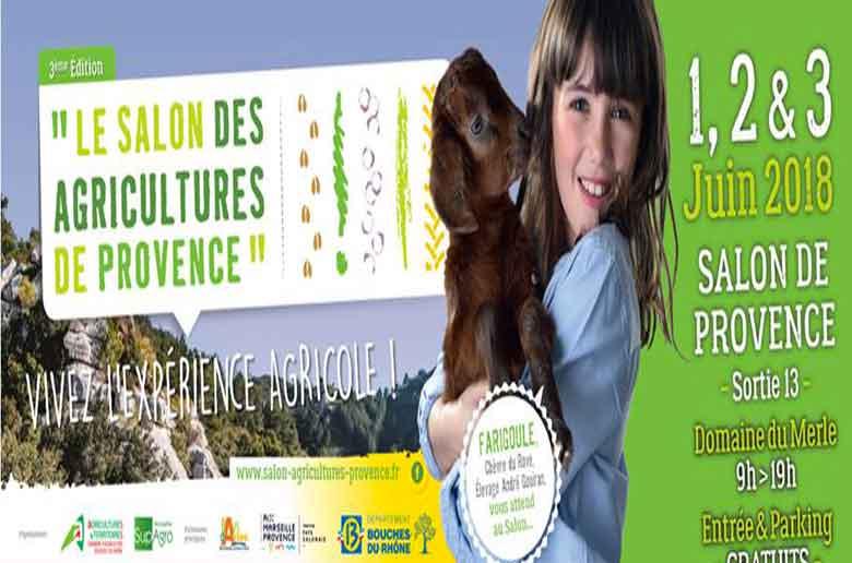 3ème Salon des Agricultures de Provence