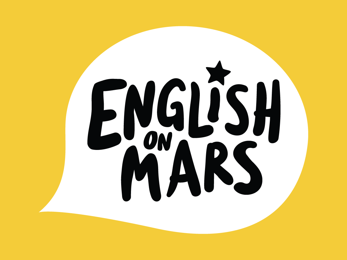 English on Mars