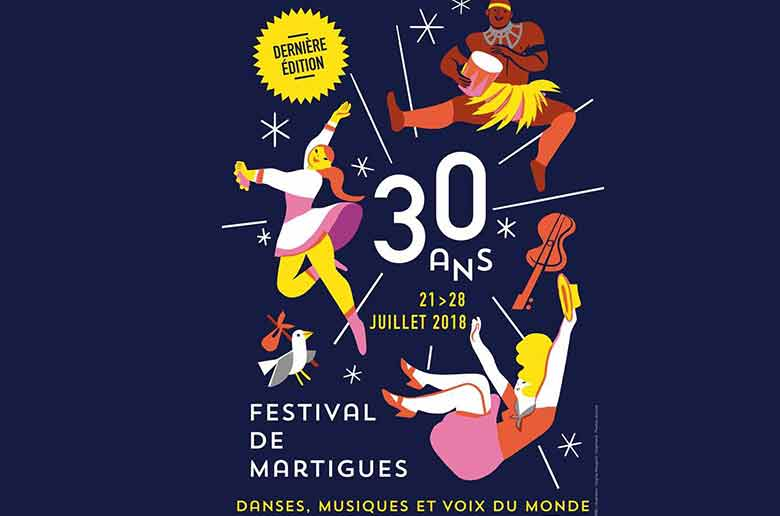 Festival de Martigues 2018