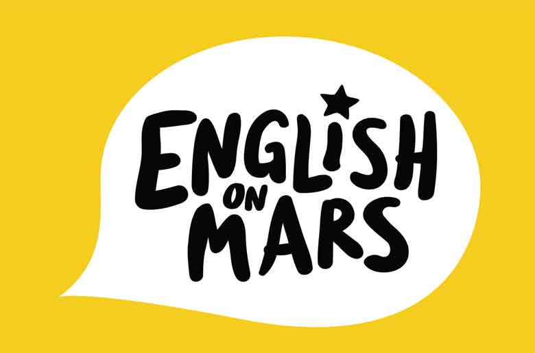 English on Mars - Stage de vacances