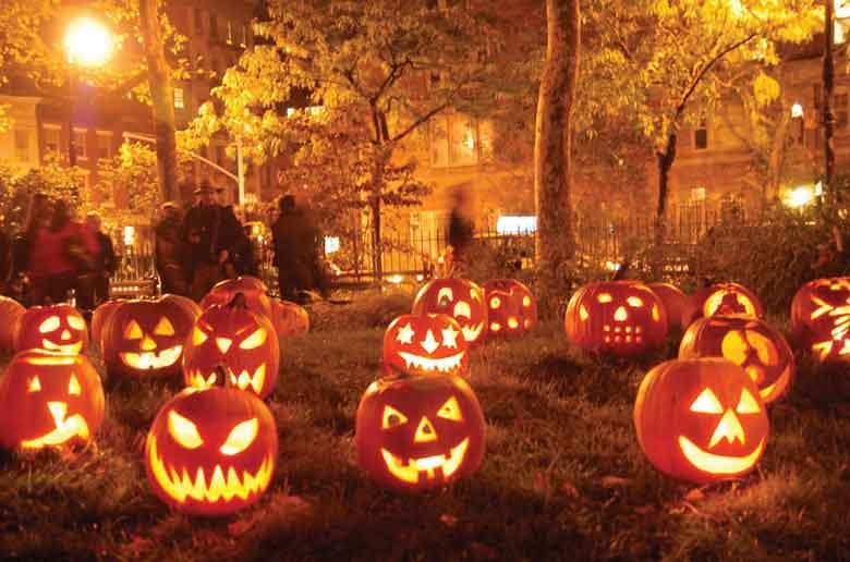 Halloween à Marseille et alentour