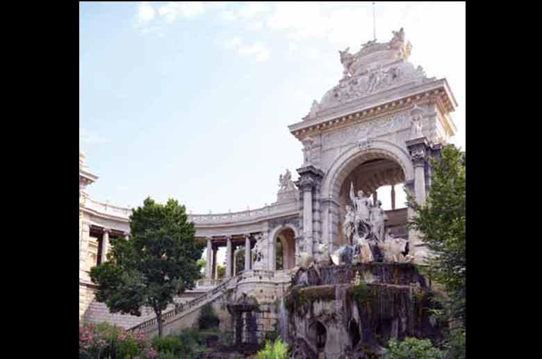 Vacances au Palais Longchamp