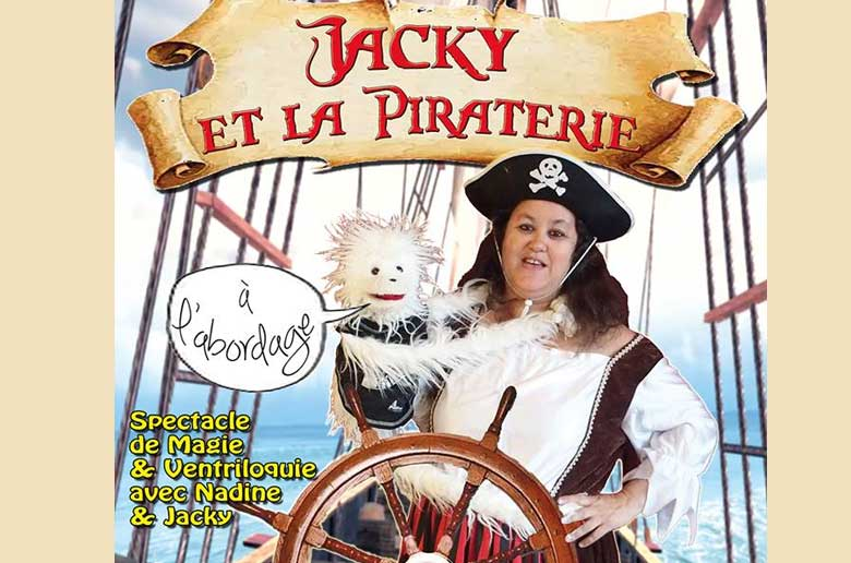 JACKY ET LA PIRATERIE