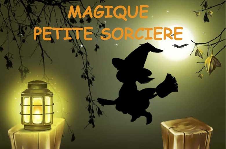 Magique petite sorcière