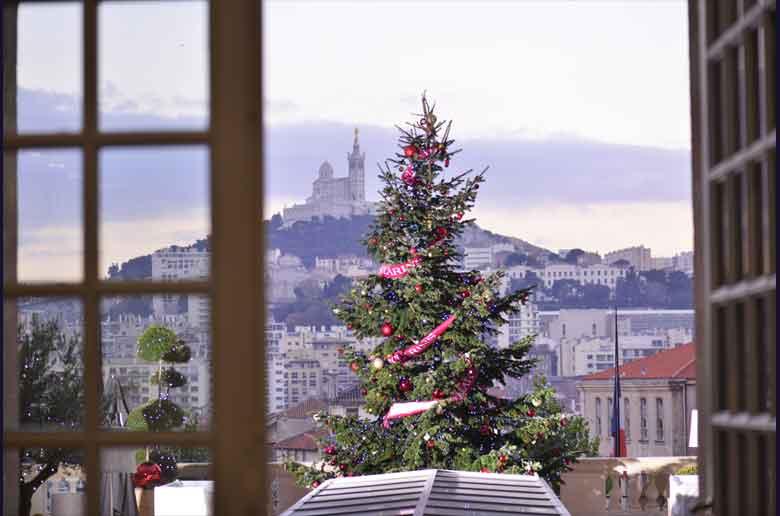 Noël à Marseille, animations et festivités