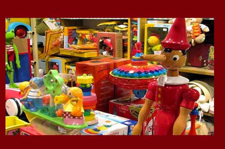 Grande bourse aux jouets de la tribu Meinado