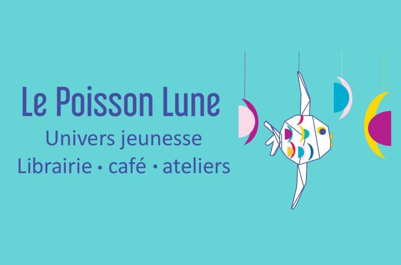Librairie Le Poisson Lune - Stages de vacances