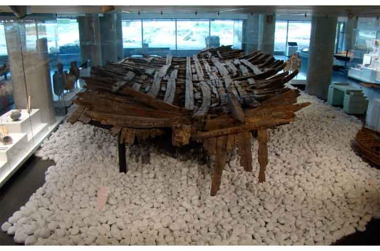 Visites contées pour les tout-petits au musée d'histoire de Marseille