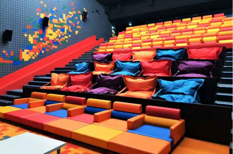 Le nouveau cinéma de la Joliette à Marseille