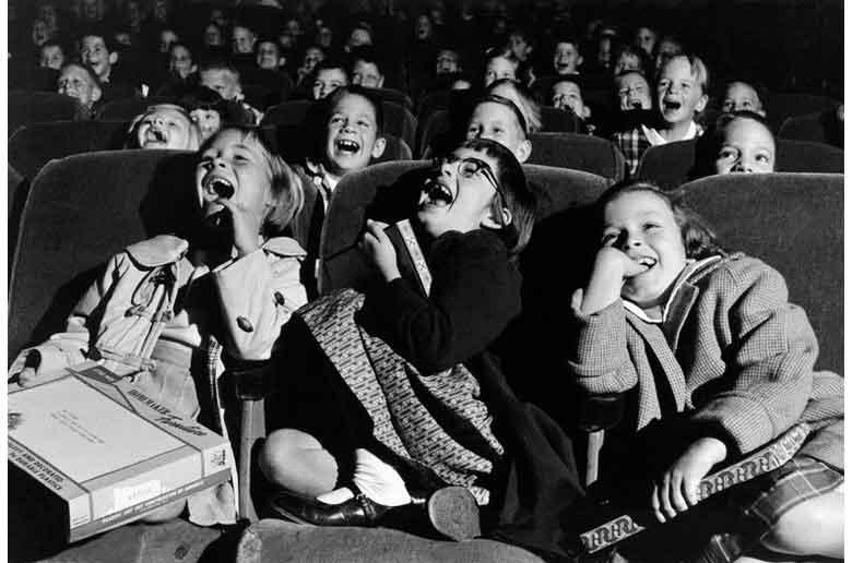 Un dimanche au cinéma