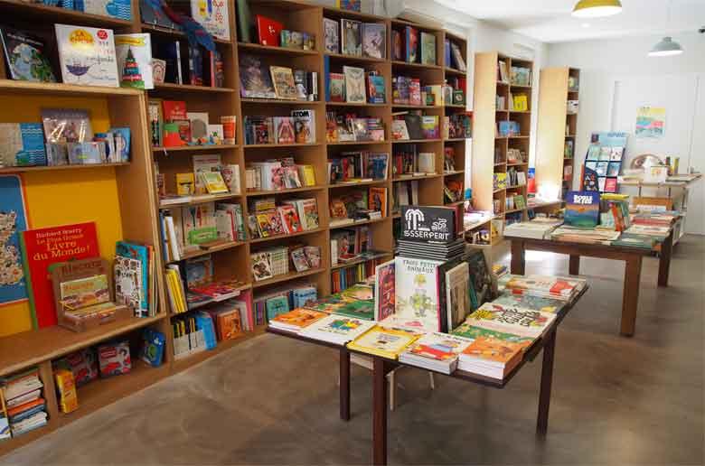 La librairie du Poisson Lune : plongez dans l'univers jeunesse
