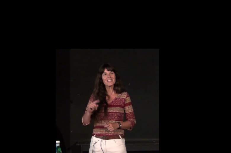 Les simples conférences - Annick Stevens