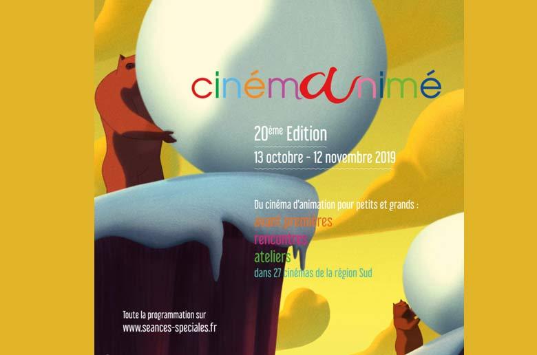 CinémAnimé, un petit festival de films d'animation