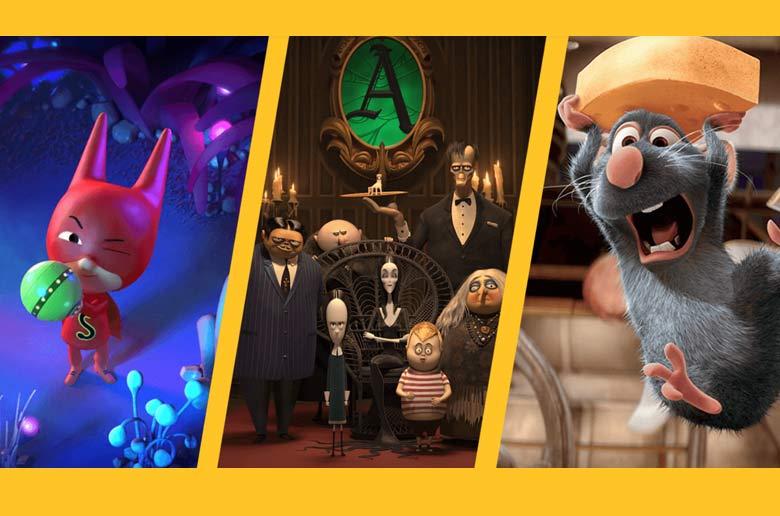 La Grande Journée des Enfants au cinéma Europacorp la Joliette
