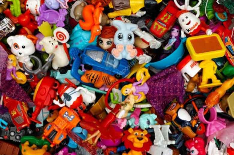 Bourse aux jouets de la Tribu Meinado