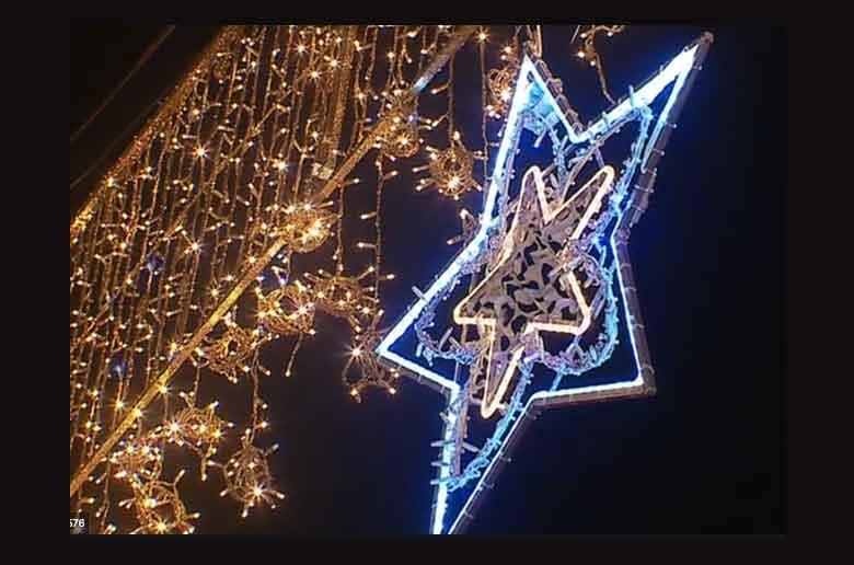 Les illuminations de Noël à Marseille
