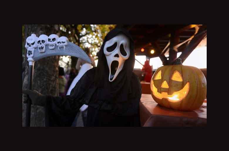 Halloween en famille à la tribu Meinado