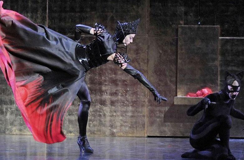 BLANCHE NEIGE Ballet Preljocaj