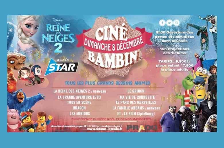 Ciné bambin 2019