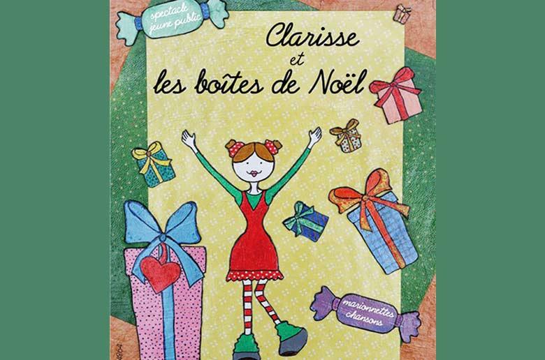Clarisse et les boites de noël