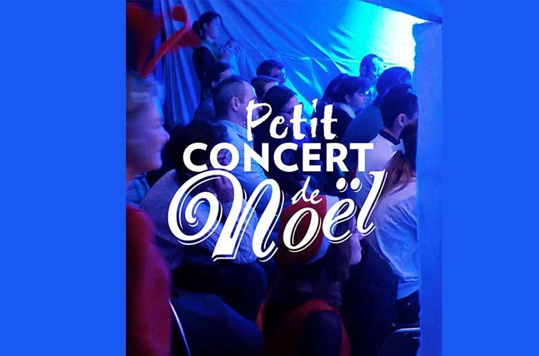 PETIT CONCERT DE NOËL
