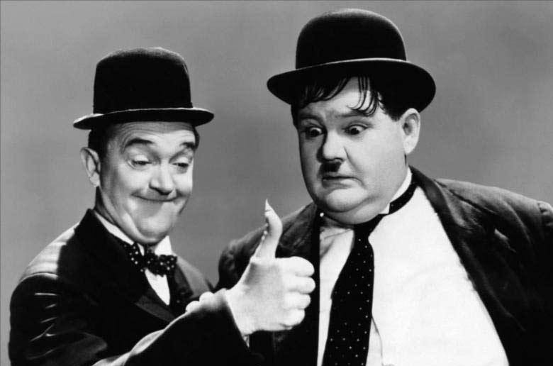 Trois courts-métrages de Laurel et Hardy