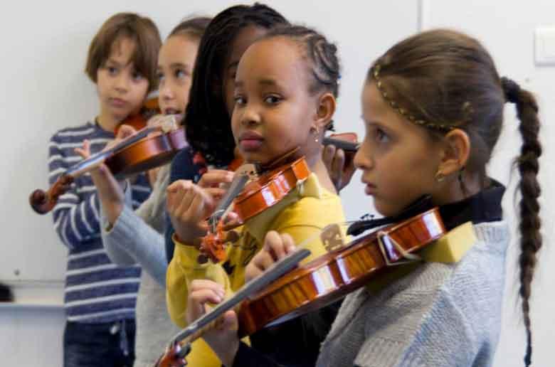 Les petits violons des calanques