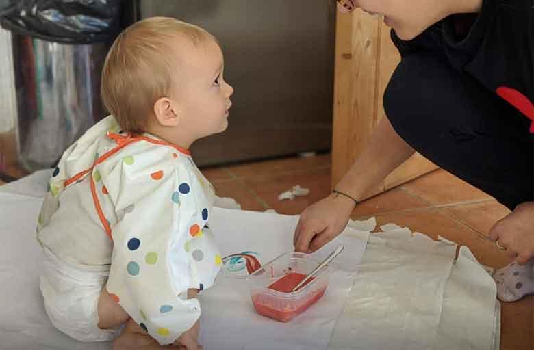 Des ateliers pour les bébés à Marseille chez 1,2,3 Solène