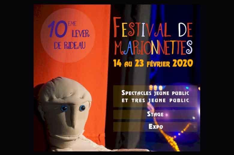 Festival de marionnettes au Divadlo théâtre