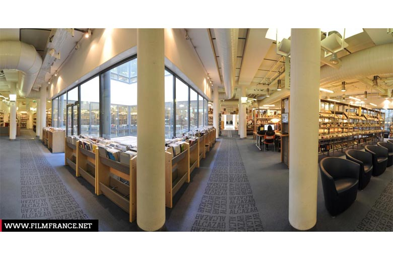 L'ouverture des bibliothèques de Marseille !