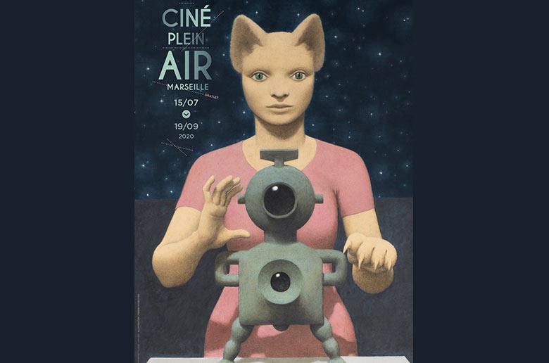 25e Ciné Plein Air Marseille - Du 15 juillet au 19 septembre 2020