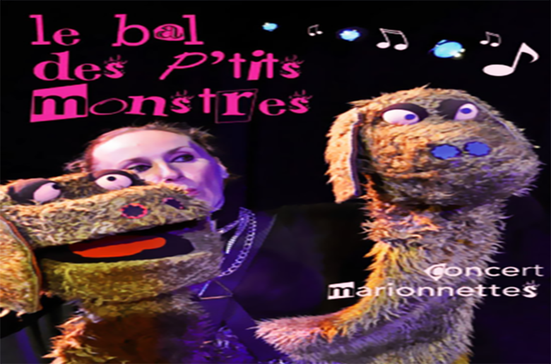 LE BAL DES P'TITS MONSTRES