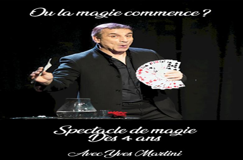 Où la magie commence?